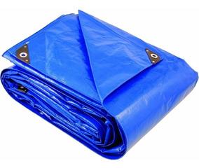 Lona Azul 2x3 C/ojales 110 Grs/mt2 Hessen