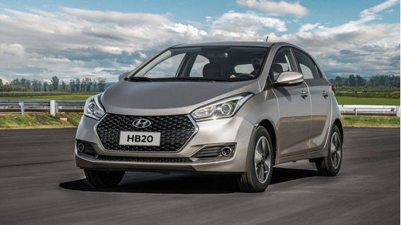 Hyundai Otros Modelos Hb20 1.6 16v 128hp 2019