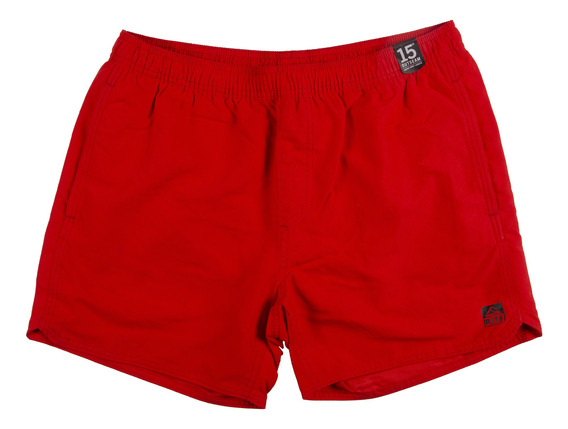 Short Reef De Baño Blend Volley Red - Inbox Store