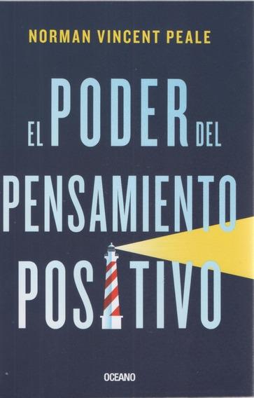 Libro/ El Poder Del Pensamiento Positivo - N. V, Peale