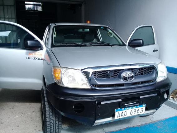 Toyota Hilux 2.5 S/cab 4x4 D Dx