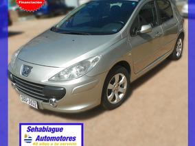 Peugeot 307 Live Extra Full Autos Financiados Permutas
