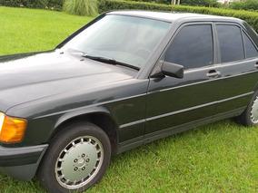 Mercedes-benz Clase E 190 D E