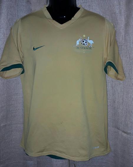 Camiseta Nike Seleccion De Australia