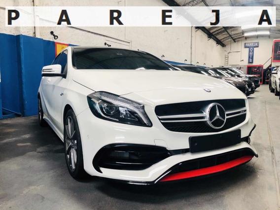 Mercedes Benz A45 Amg 381cv Restyling Unico 50% Y Cuotas