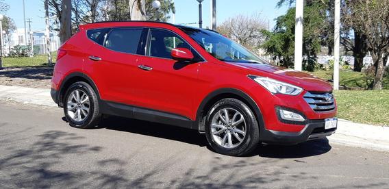 Hyundai Santa Fe 3.3 Gls Awd At Descuenta Iva