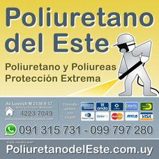 Poliuretano Proyectado Expandido Y Poliureas