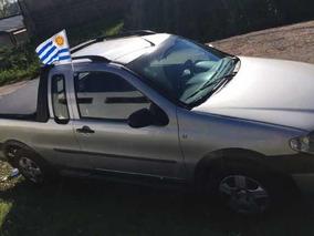 Fiat Strada 1.8 Adventure Cab Exten Aa+da 2007
