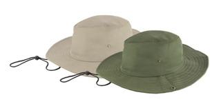 Sombrero Explorador Polyester Algodón - Mundo Trabajo