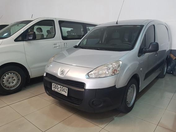 Peugeot Partner B9 2012 U$s 12.000 Permuta Financia