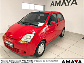 Chevrolet Spark 1.0 Full !! Impecable Estado !! Amaya