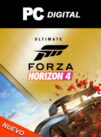 Forza Horizon 4 Pc Español / Ultimate Edition / Offiline