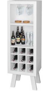 Bar Bodega Botellero Para Vinos Bebidas Porta Copas 5000