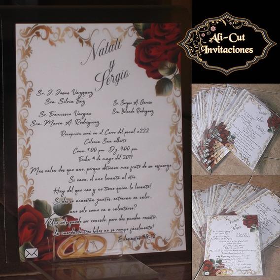 Invitaciones Para Aniversario De Fallecimiento