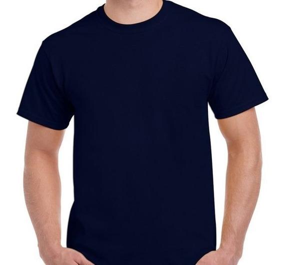 Camiseta Remera Basico Algodon
