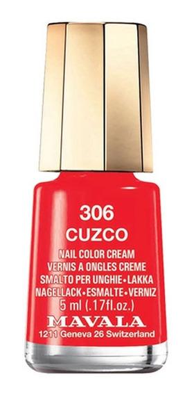 Esmalte De Uñas Mavala Mini Cuzco 306