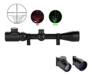 Mira Telescópica Rifle Scope 3-9x50 Explorer Pro Shop