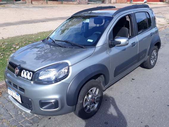 Fiat Uno Way 2015 - Impecable - Único Dueño