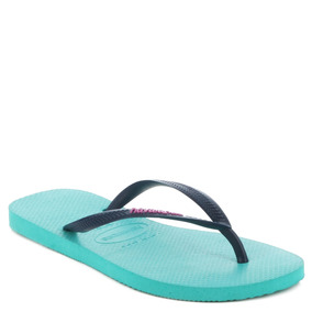 Sandalia Dama Havaianas Slim Logo Pop Up 012.197870011