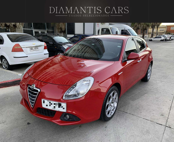 Alfa Romeo Giulietta 1.4 Distinctive Multiair 170cv Mt6 2015