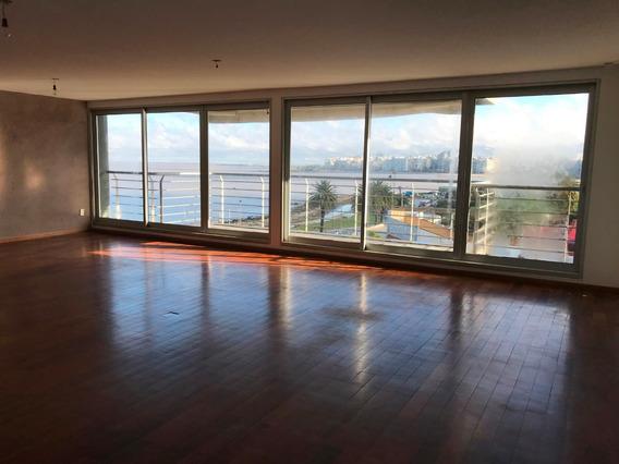 Venta Gran Apartamento Puerto Buceo 4 Dormitorios Piscina