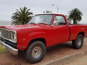 Dodge M880 Custom Cab