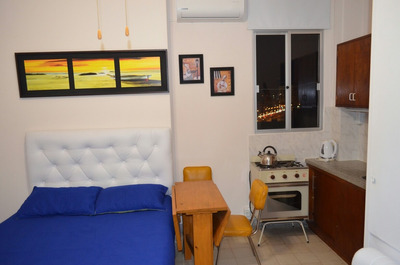 Apartamento En Alquiler Temporada En Pocitos