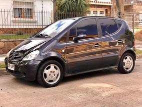 Mercedes-benz Clase A 1.6 A160 Elegance Al Dia Sin Deuda Per