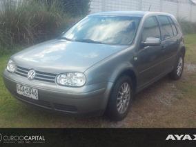 Volkswagen Golf A4 2.0 2006 Gris Oscuro Excelente Estado