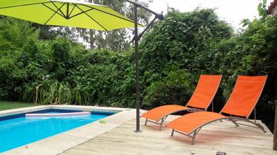 Chalet El Pinar Sur, Alquiler Temporada, Canelones