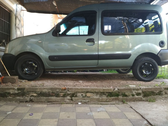 Renault Kangoo 1.6 Confort, 7 Pasajeros, Se Escucha Oferta
