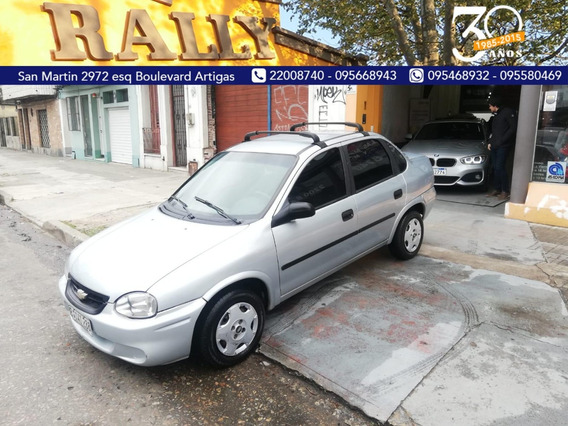Chevrolet Corsa 2010 Entrega U$s 3500 Financia Sola Firma