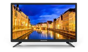 Tv Led Panavox 24 Pulgadas Hd + Soporte De Televisor ®