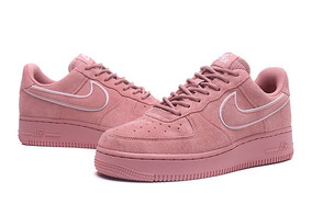 separation shoes 49fcd 493ad Championes - Nike Air Force 1 07 Lv8 Suede Af1
