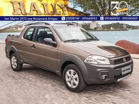 Fiat Strada Doble Cabina 0km Entrega U$s7000 Y Ctas
