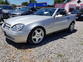 Mercedes Benz Slk 230 Kompresor - Financio / Permuto