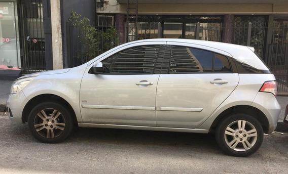 Chevrolet Agile 1.4 Ltz 2012 (unico Dueño-pocos Kms)