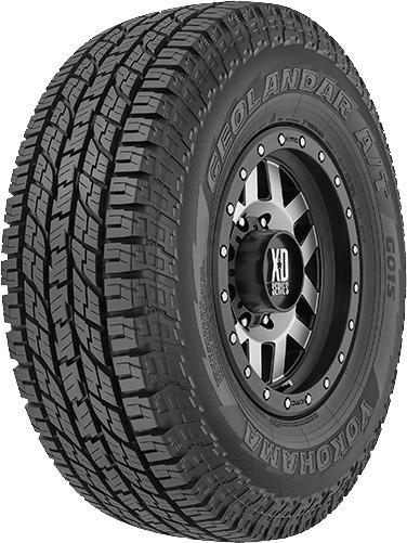 Neumático Cubierta Yokohama 245/65 R17 Geolandar A/ T Amarok