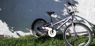 Bicicleta Specialized Para Niña , Rodado 20. Modelo Hotrock