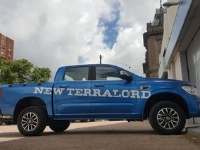 Zxauto Terralord Doble Cabina 4x2 Extra Full 0km