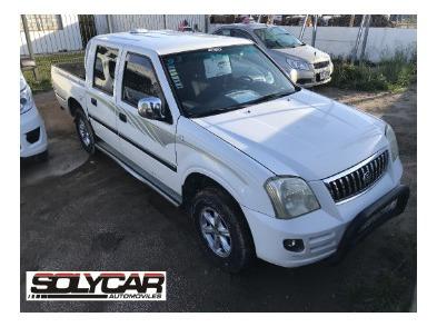 Gonow Troy Pick-up Doble Cabina Diesel Excelente Estado!!
