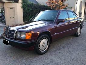 Mercedes-benz 190 E Nafta Año 1992