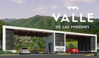Venta De Terreno En Valle De Las Misiones Carretera Nacional