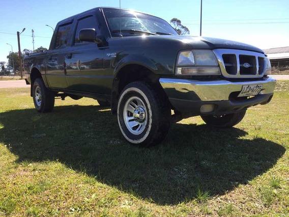 Ford Ranger 2.8 Xl Tdi Dc 4x2 Plus 2002
