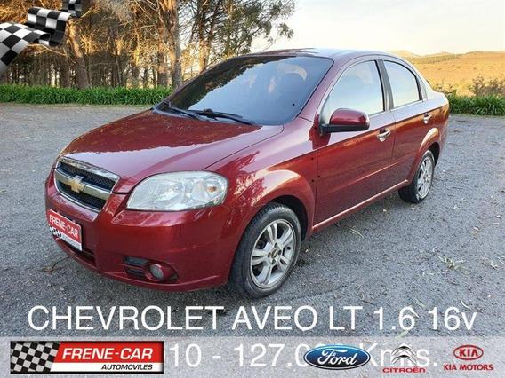 Chevrolet Aveo Lt 1.6 2010 Excelente Oportunidad!!