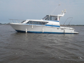 Barco Crucero 8.50 Mt Motores Turbo Diesel