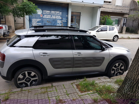 Citroën C4cactus Unico Dueno Impecable, No Permuta