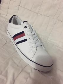 71fd9f111ca Championes Tommy Hilfiger Paris Sneaker Talle 42 A Estrenar!