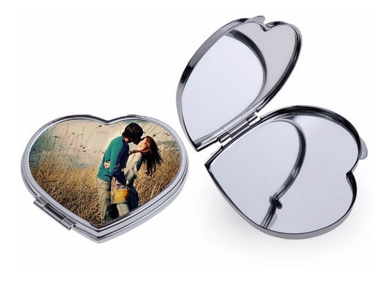 Espejo De Cartera Personalizado Descuentos Desde 10 Unidades