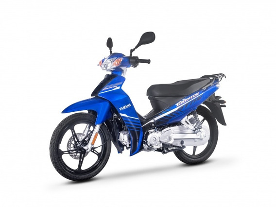 Yamaha Crypton - Mercadopago - Bike Up